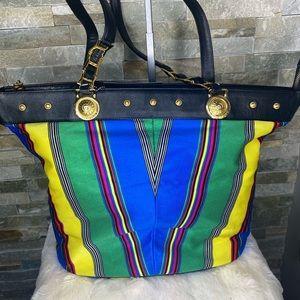Gianni Versace Multicolored tote bag
